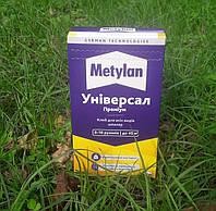 Клей обойный, Henkel, *Metylan Универсал Премиум*, для обоев на бумажной основе, 250 г.  40кв.м.  3мин..