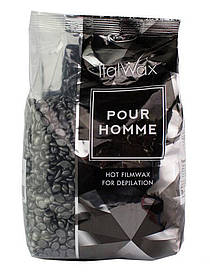 ItalWax SILVER POUR HOMME (для мужчин) 1кг