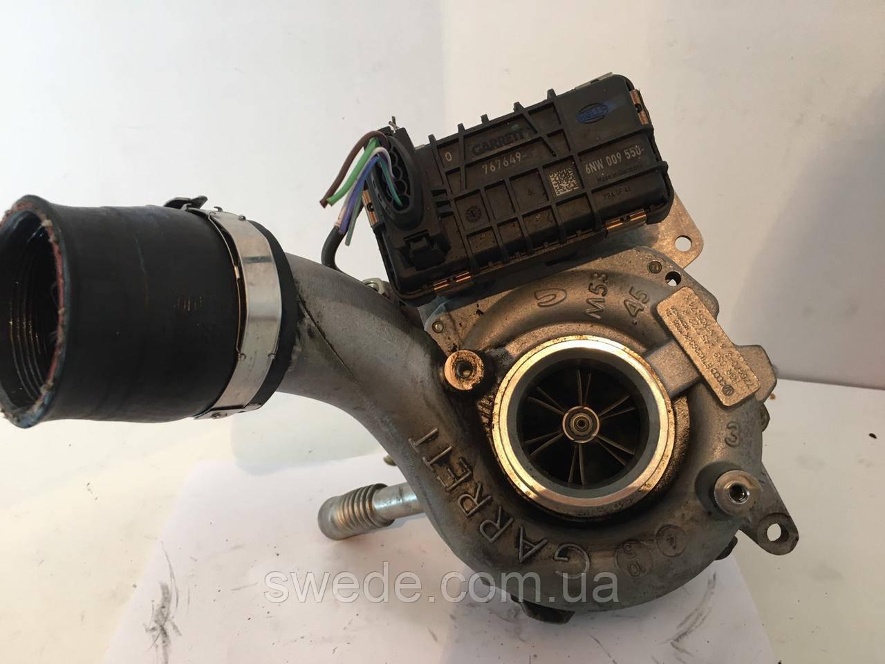 Турбина Volkswagen Phaeton Touareg 3.0 TDI 2011 гг 059145722R