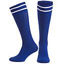 Гетры футбол мужские CO-5607-DBl (хлопок, нейлон, р-р 40-45, тёмно-синий), фото 2