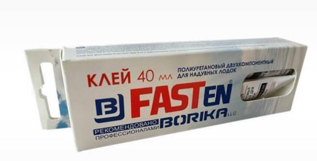 Клей полиуретановый Pg40 для ПВХ 40мл