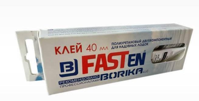 Клей полиуретановый Pg40 для ПВХ 40мл, фото 2