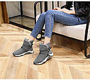 Женские зимние ботинки (с мехом), фото 5
