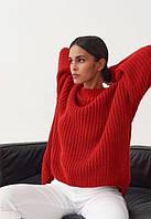Женский вязаный свитер новинка 2020