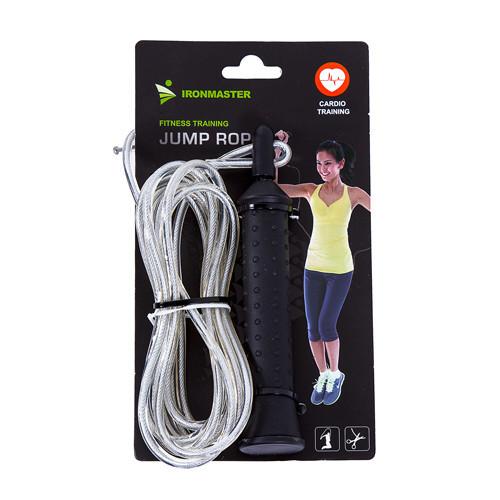Скакалка для кроссфита IronMaster IR97176