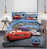 Комплект постельного белья детский  Спайдермен на красном полуторный размер Байка ( Фланель), фото 9
