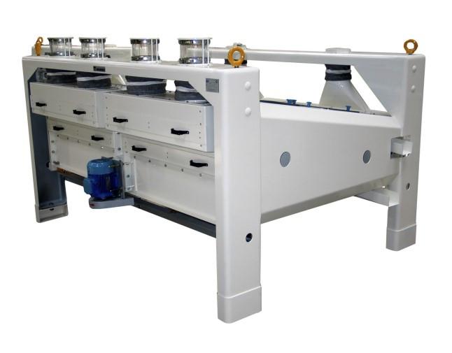 Сепаратор зерноочистительный Мельинвест А1-БИС-100