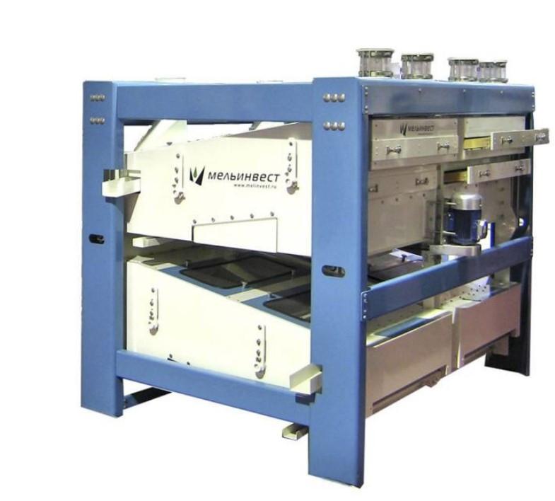 Сепаратор зерноочистительный Мельинвест А1-БИС-150