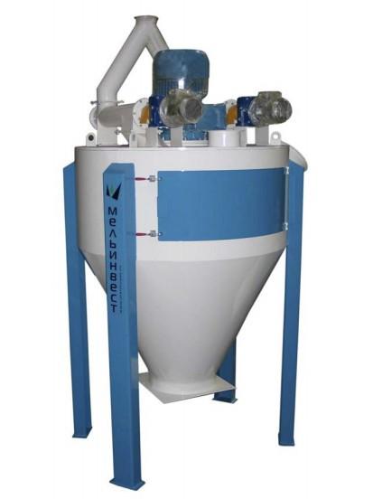 Дробилка для зерна (комбикорм) Мельинвест Р1-БДК 10М