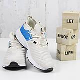 Жіночі спортивні кросівки, бежеві BS-X L1562-25.Повсякденні кросівки, текстиль 36-41 р. Жіноче взуття, фото 3