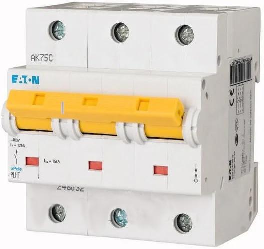 Автоматичний вимикач Eaton PLHT-C125 / 3