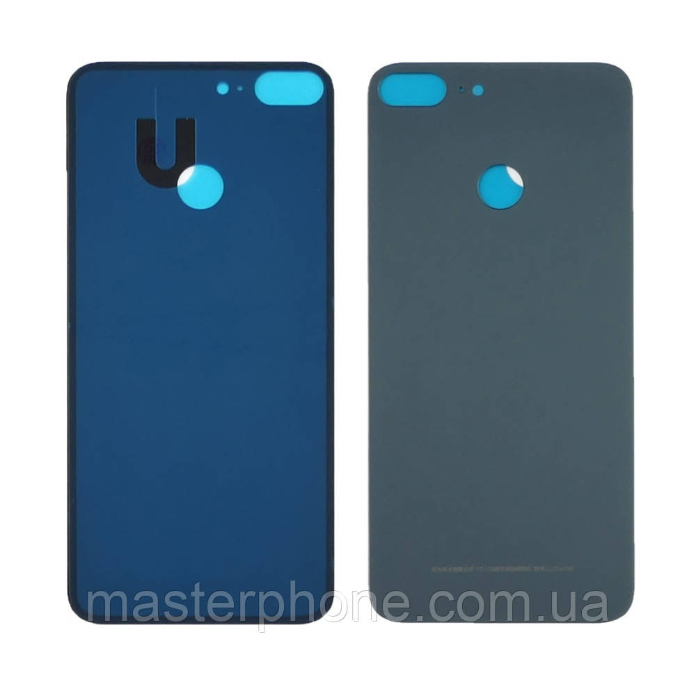 Заднє скло корпусу для Huawei Honor 9 Lite сіре