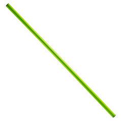 Палиця гімнастична тренувальна зелена 1м (штанга)