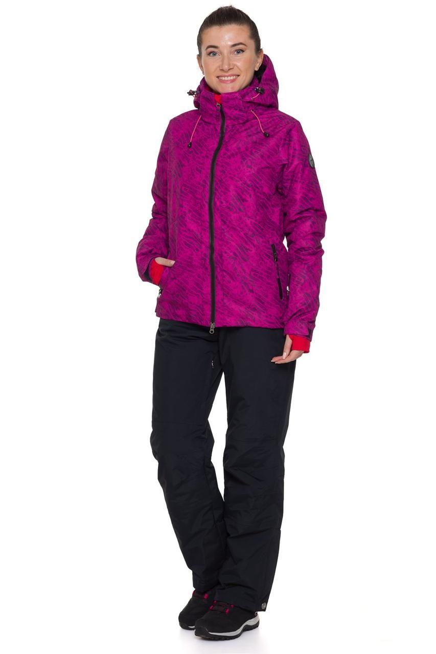 Горнолыжный костюм Brooklet женский фиолетовый