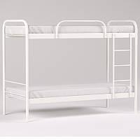 Двухъярусная металлическая кровать Релакс Дуо