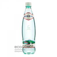 Минеральная вода сильногазированная Боржоми 0,5л