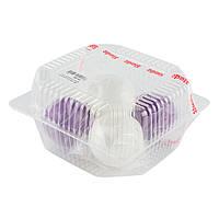Желейные шарики бело-лиловые 5 шт
