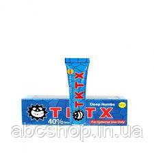Крем анестетик TKTX 40% Синий