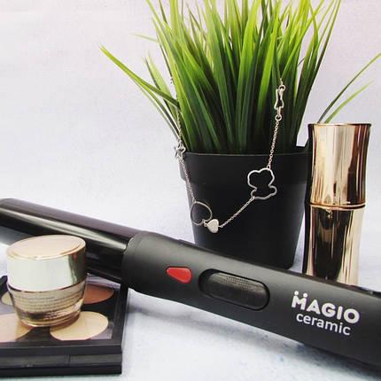 Стайлер для выпрямления и завивки волос mg-677, фото 2