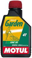 Масло для 4т двигателей садовой техники MOTUL GARDEN 4T SAE 30 (0,6L)