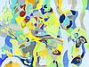 Тадеуш Жаховский  «Смуз Джаз / Smoth Jazz» 46 см х 61 см — Картина пастелью в подарок