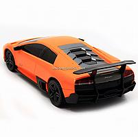 Машинка ігрова автопром на радіокеруванні Lamborghini LP670 жовтий (8820), фото 6