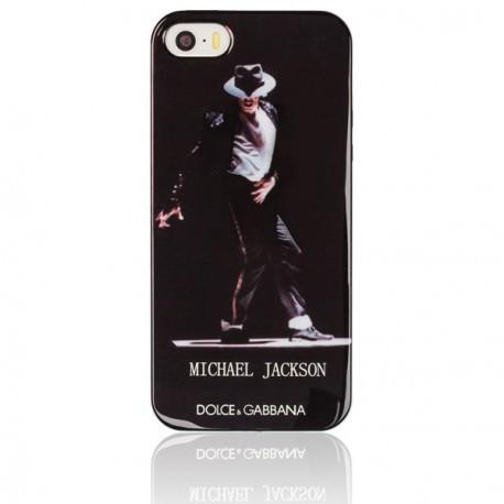 Чехол Накладка Dolce&Gabbana Michael Jackson