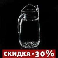 "Кувшин стеклянный 1350 мл ""Sylvana 43334""."