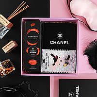 """Подарочный набор для женщины. Подарок жене . Подарок девушке """"Chanel 2 """""""