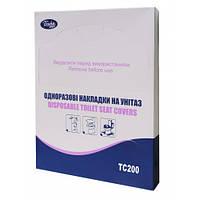 Накладки на унитаз ТС-200 1/4 сложение 200 шт