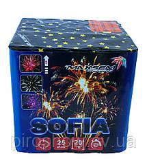 Салютная установка SOFIA 25 выстрелов/20 калибр