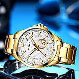 Curren 8372 Gold-White, фото 2