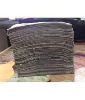 Полотенце-вкладыш Обухов 25х33см 180шт серые, маккулатура Украина