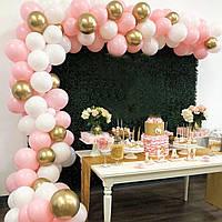 Комплект для создания арки из шаров - 110 шаров