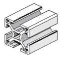 Станочный алюминиевый профиль Bosch REXROTH 30х30
