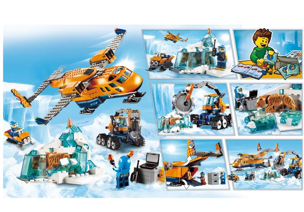 """JVToy """"Арктична експедиція"""", серія """"файне місто"""", 24011"""