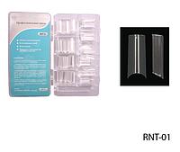Типсы для наращивания ногтей (300 шт.) Lady Victory LDV RNT-01 /36-2