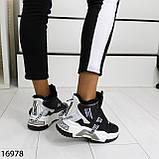 Кроссовки зимние женские А16978, фото 2