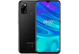 Смартфон Ulefone Note 9P 4/64gb Black Mediatek MT6762 (Helio P22) 4500 мАч Android 10