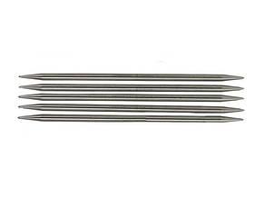 Спицы носочные стальные 6.00мм-20см, ChiaoGoo