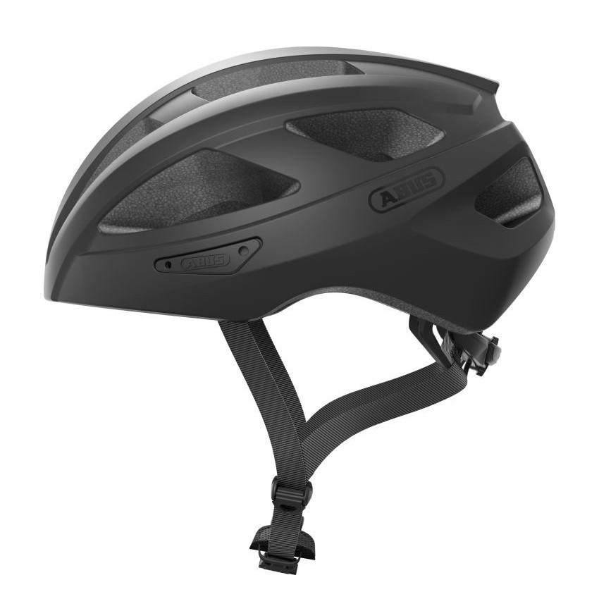 Шолом велосипедний ABUS MACATOR S 51-55 Velvet Black