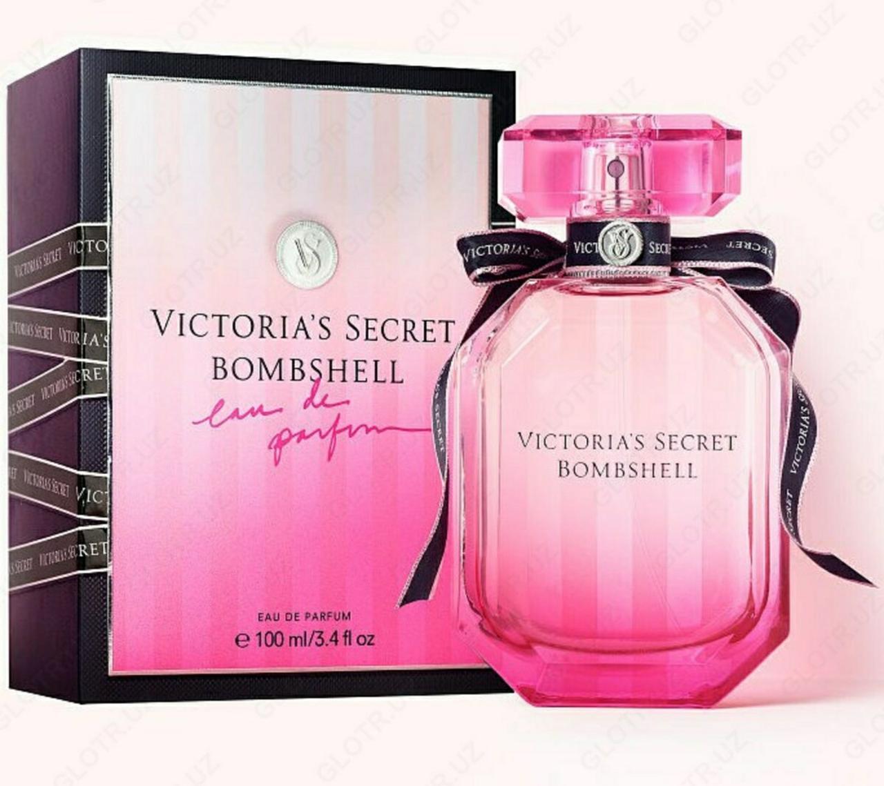 Женская парфюмерная вода Victorias Secret Bombshell (Виктория Сикрет бомбшелл) 100 мл