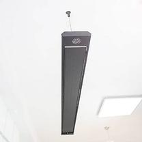 Обогреватель инфракрасный Билюкс Б1000 черный потолочный, мощность 1000 Вт, фото 2
