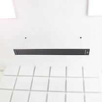 Обогреватель инфракрасный Билюкс Б1000 черный потолочный, мощность 1000 Вт, фото 3