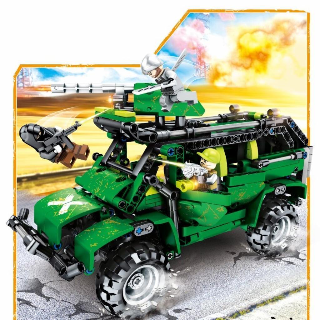 """JVToy """"Збройне протистояння"""", серія """"файне місто"""", 24007"""