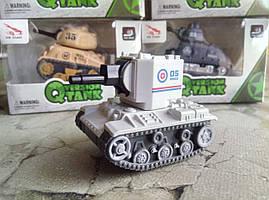 Іграшка танк КВ-2