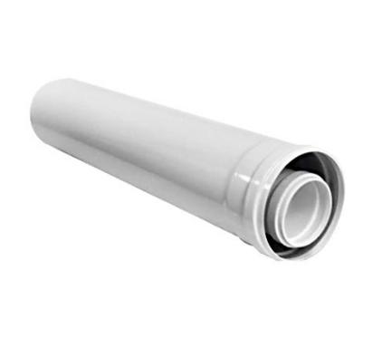 Коаксиальный удлинитель 350 мм, Ø60/100 Bosch AZ 390