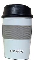 Стильная Термокружка  под чай, кофе, капучино, латте 350 мл Edenberg EB-639