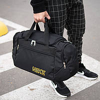 Мужская спортивная сумка Nike yellow, фото 1