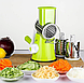Овощерезка мультислайсер для овощей и фруктов Kitchen Master, фото 2